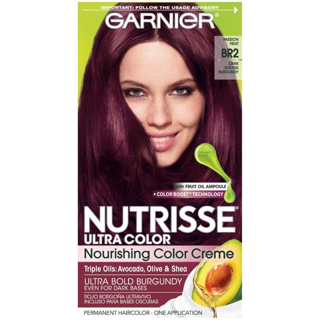 Garnier Nutrisse Ultra Color Nourishing Permanent Hair Color Cream