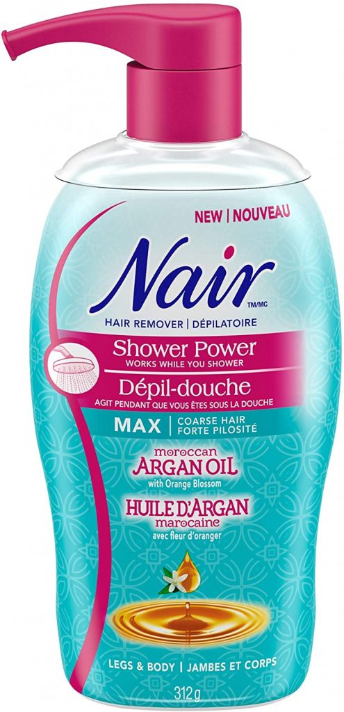 Nair Shower Power MAX Hair Remover
