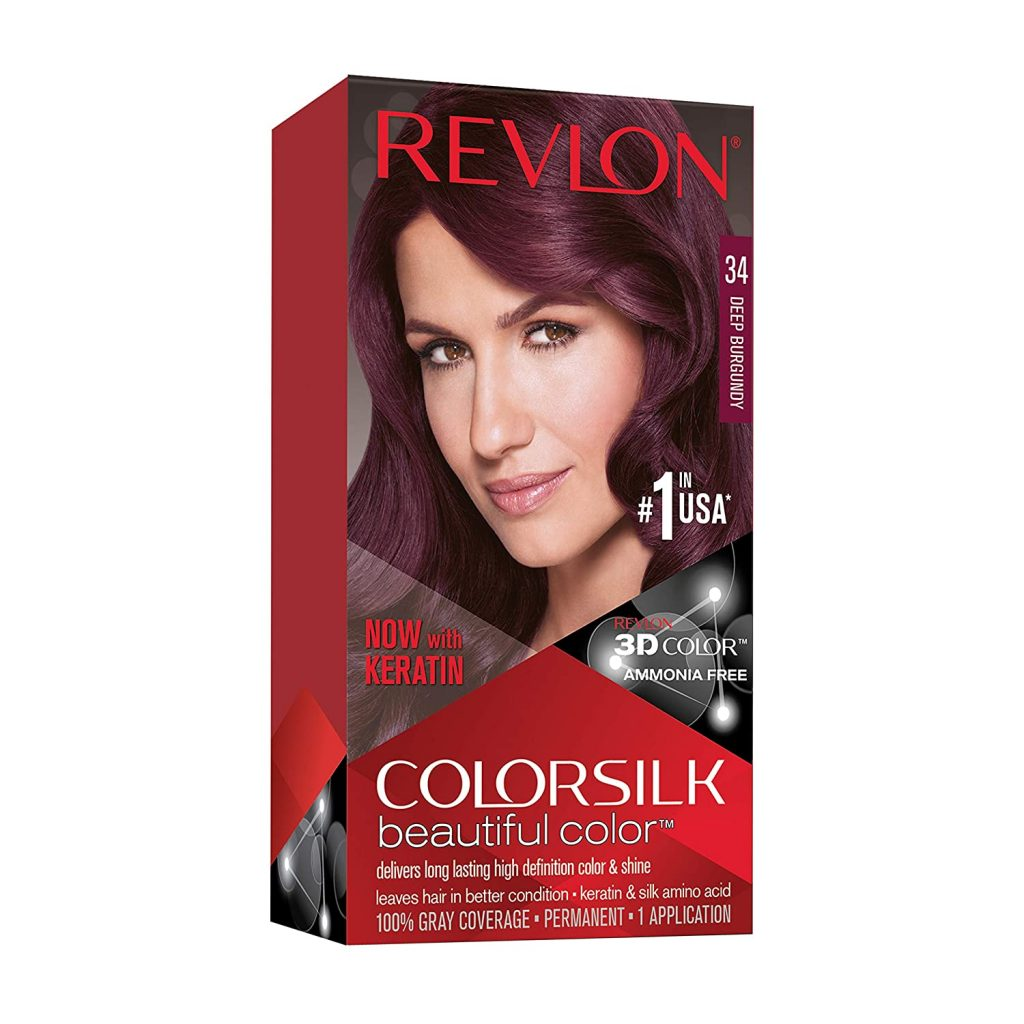 Revlon Colorsilk Hair Dye