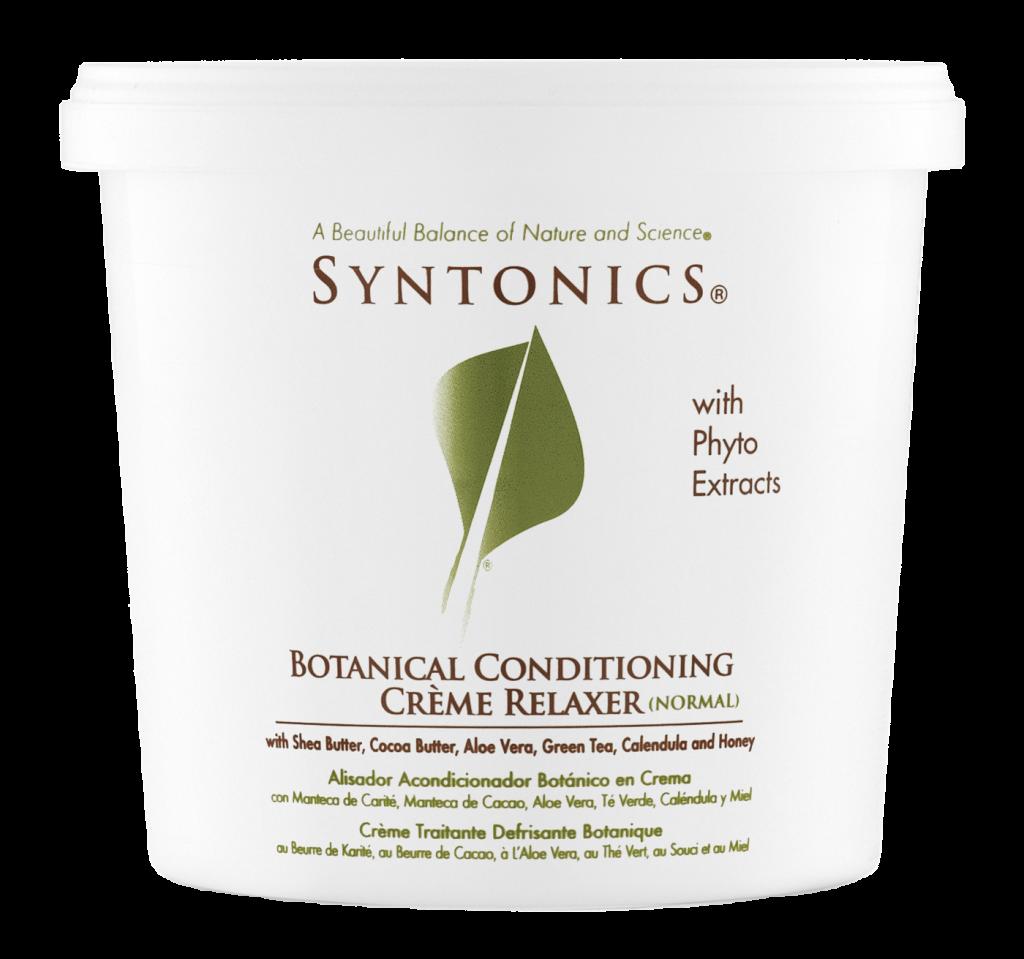 Syntonics Botanical Conditioning Creme Relaxer