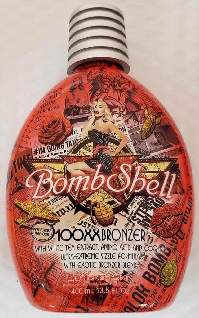 Designer Skin BombShell, 100XXBronzer