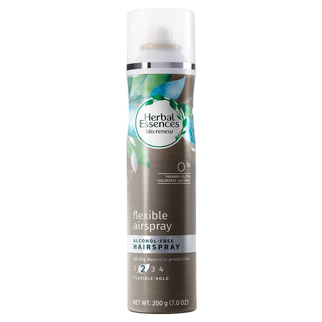 Herbal Essences Bio Renew Flexible Airspray Alcohol Free Hairspray