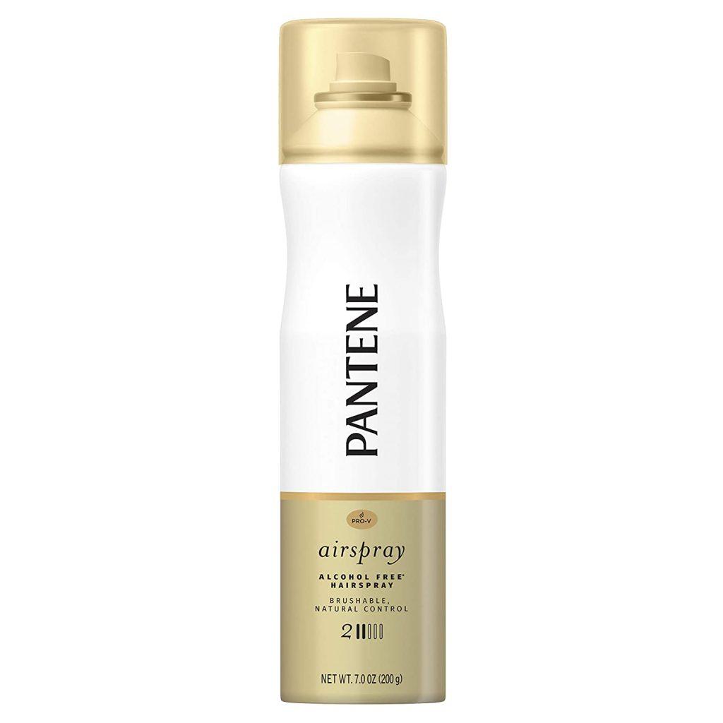 Pantene Pro V Level 2 Ultra Lightweight Airspray Hairspray For Smooth Finish