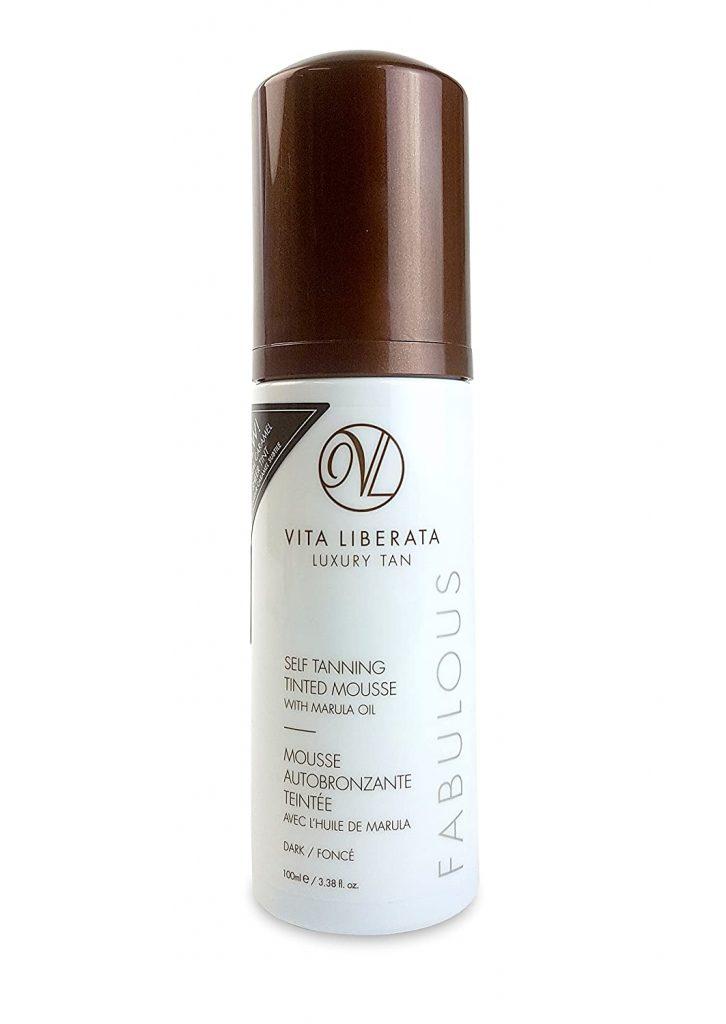 Vita Liberata Advanced Organics Fabulous Self Tanning Tinted Mousse Dark
